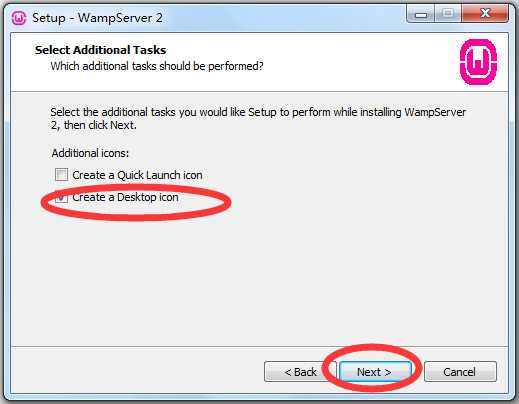 WampServer(集成安装环境) V2.5 英文版