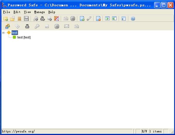 Password Safe(免费密码管理工具)V3.46.0 官方版