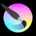 krita(绘图软件)V4.1.1 绿