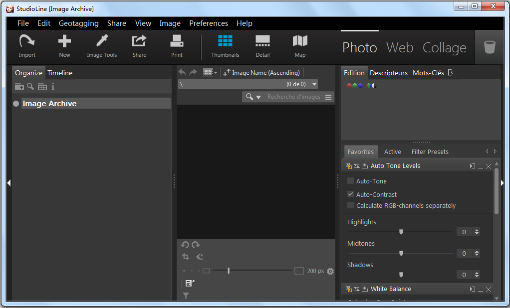 StudioLine Photo Classic(照片编辑管理软件) V4.2.40 官方英文版