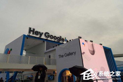 CES 2018:谷歌因暴雨关闭CES展台